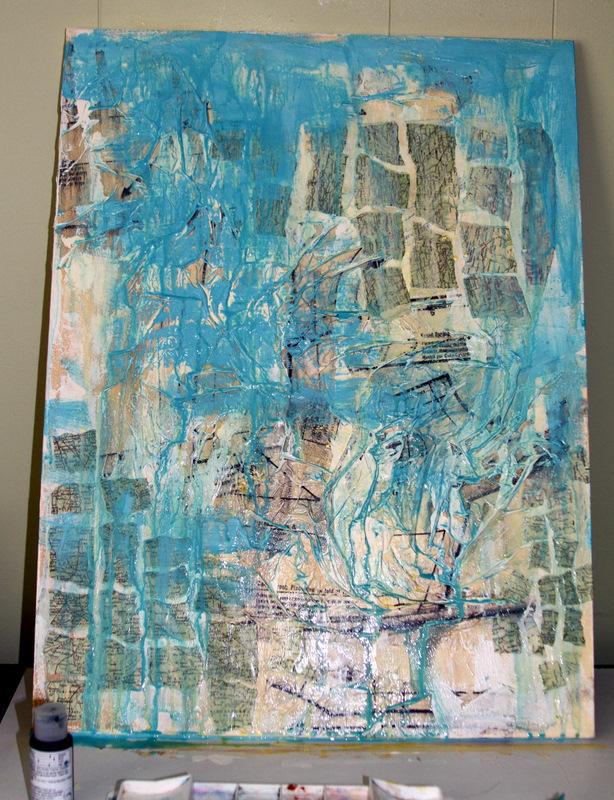 Canvas seven
