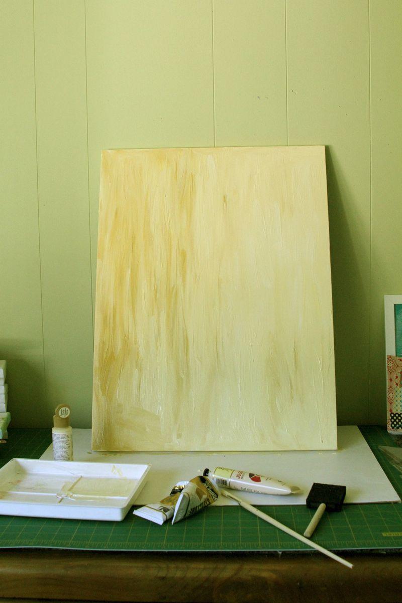 Canvas three