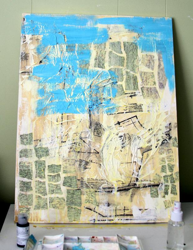Canvas six