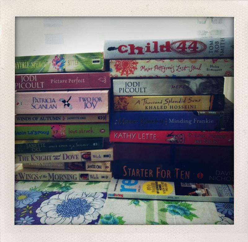 Books she reads