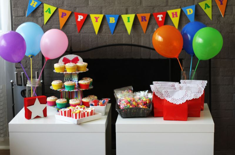 Lilli's party9