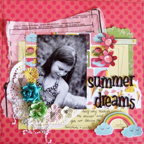 Summer dreams prima